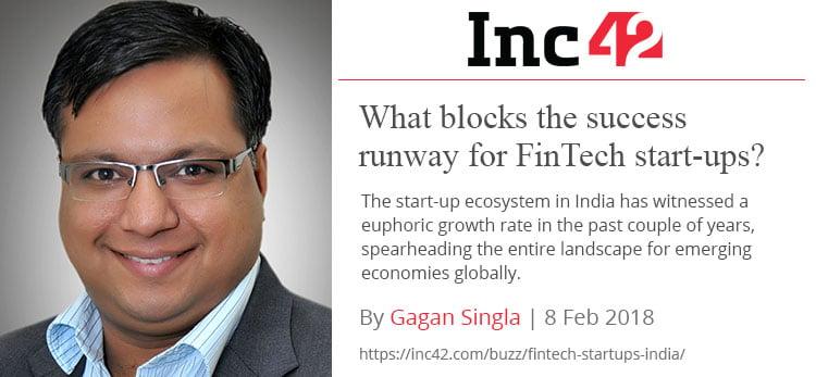 What blocks the success runway for FinTech start-ups?