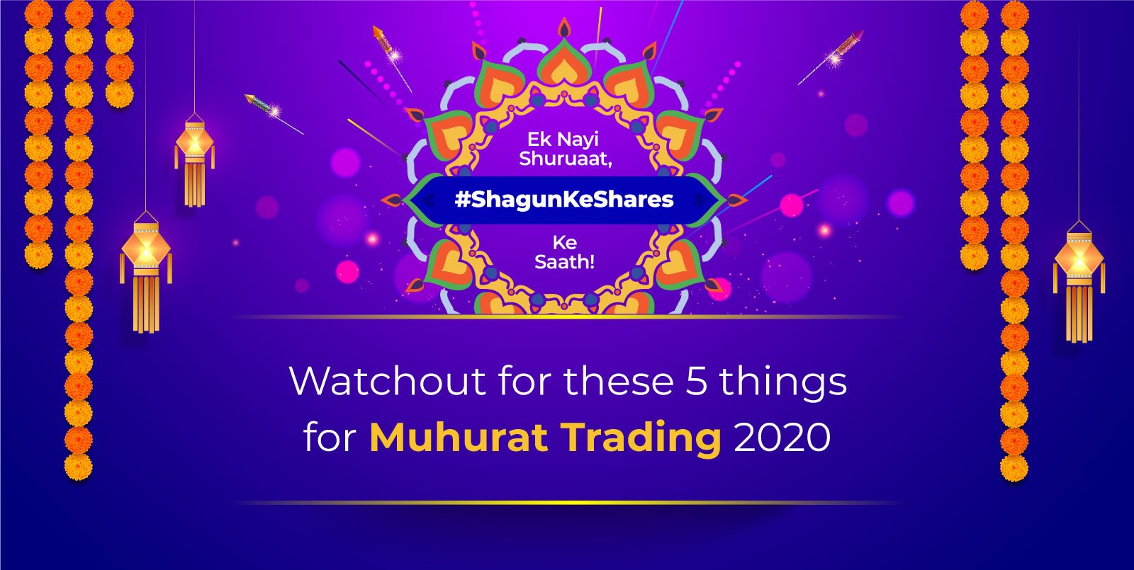 Watch out for these 5 things for Muhurat Trading in 2020