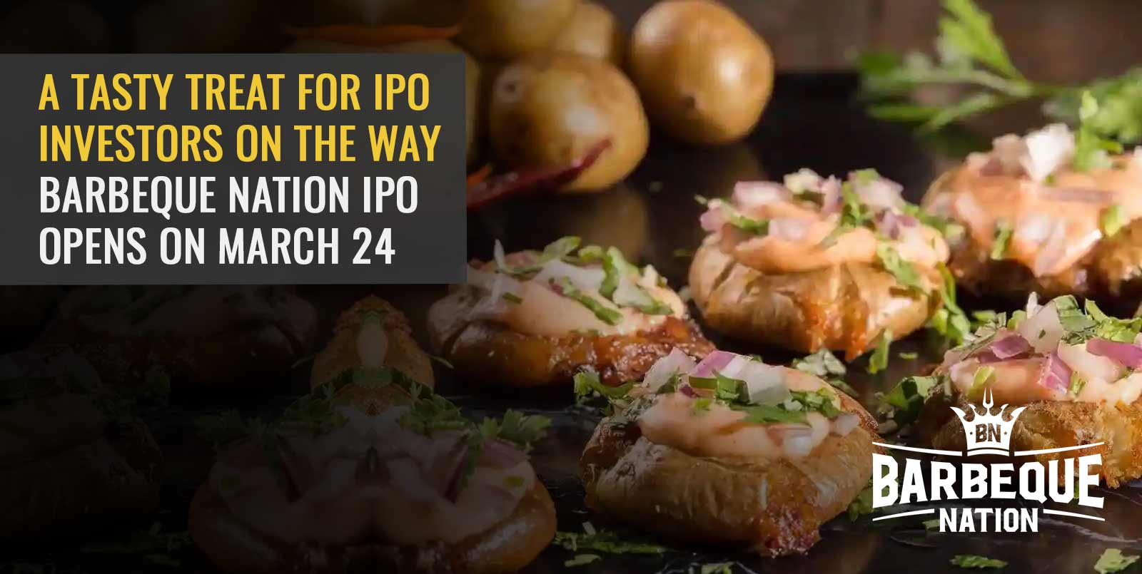 A Tasty Treat For IPO Investors On The Way: Barbeque Nation IPO Opens on March 24