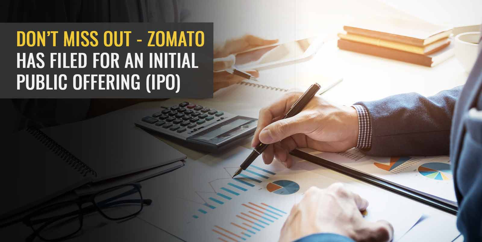 Don't Miss Out on the Upcoming Zomato IPO