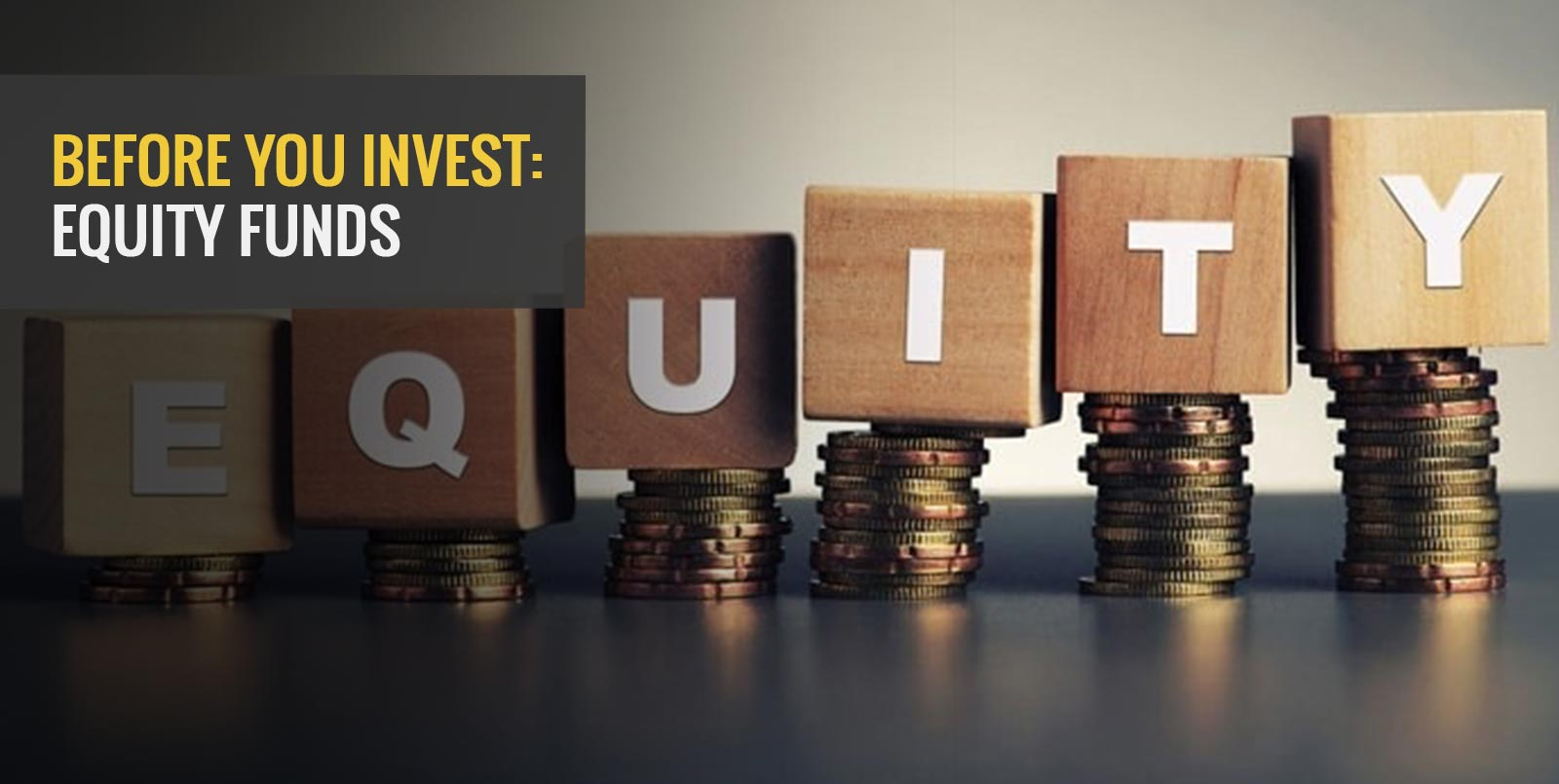 Before You Invest: Equity Funds