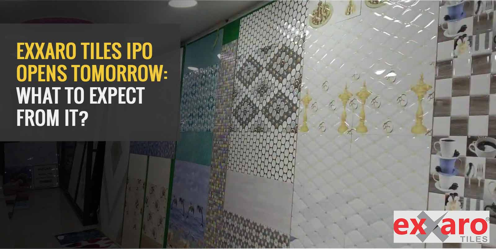 Exxaro Tiles IPO Opens Tomorrow: What to Expect from It?