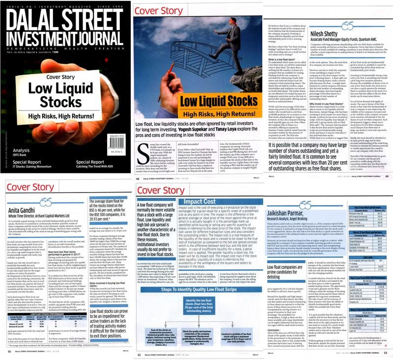 Low Liquid Stocks